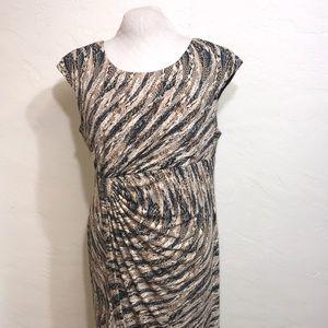 DRESSBARN Size 18 Stretch Dress